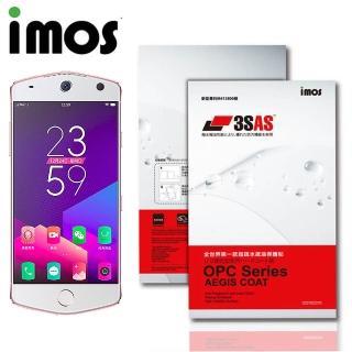 【iMOS 3SAS】Meitu 美圖 M8(疏油疏水 螢幕保護貼)