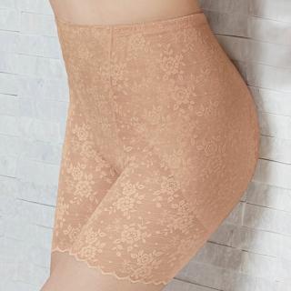 【曼黛瑪璉】美型顯瘦 輕機能 高腰短管束褲 S-XL(裸麥膚)