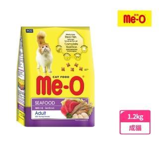 【Me-O】咪歐乾貓糧 - 海鮮口味(1.2kg)