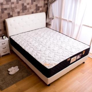 【Sommeil Dor】天絲竹炭二線6尺獨立筒床墊