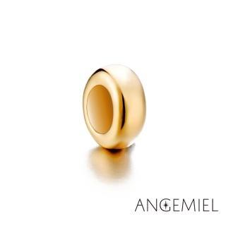 ~Angemiel安婕米~925純銀珠飾 固定珠 簡約 金