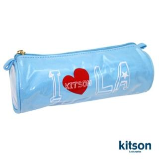 【Kitson】I Heart Kitson 防水化妝包(天空藍)