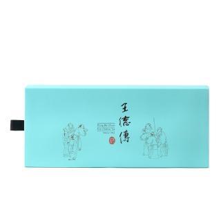 【王德傳】三角立體茶包禮盒_台灣經典烏龍茶組15入(送禮)