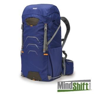 【MindShiftGear 曼德士】UltraLight運動休閒機能包36L-藍L-MS307