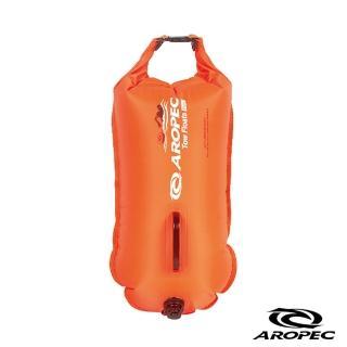 【AROPEC】Tow Floats Plus+ 雙氣囊游泳浮球(橘色)