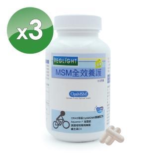 【素天堂】MSM全效養護(3瓶分享組)
