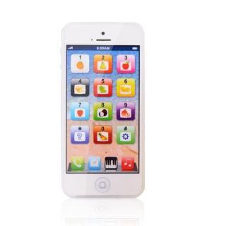 【JoyNa】兒童音樂玩具手機 卡通玩具音樂燈光仿真學習手機