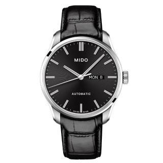 【MIDO 美度】BELLUNA II 經典機械腕錶(M0246301605100)