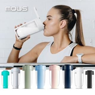 【MOUS】Fitness 運動健身搖搖杯(黑色、灰色、白色)