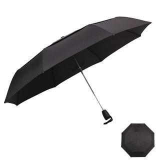 【PUSH! 好聚好傘】雙層加固傘布防風自動傘雨傘遮陽傘三摺傘(I29)