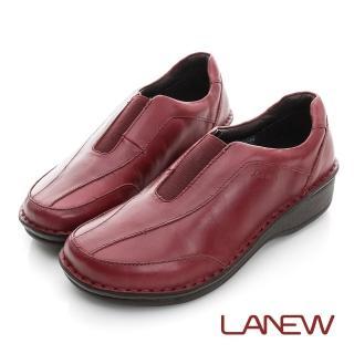 【La new】雙密度PU氣墊休閒鞋(女54230285)
