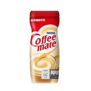 【Nestle 雀巢】咖啡伴侶瓶裝400g