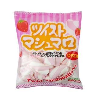 【CONFEX】草莓棉花糖(115g)