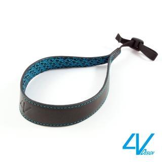 【4V Design】ERGO系列相機手環 LS01B-VV0930-黑/青色