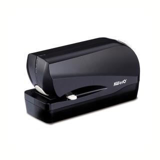【KW-triO】NO.3 電動平針訂書機 05691(過熱安全保護裝置/可節省文件相疊高度/便於收納)