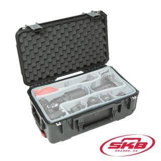 【SKB Cases】相機滾輪拉柄氣密箱3I-2011-7DT