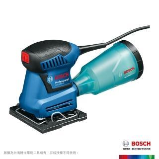 【BOSCH 博世】吸塵方形砂紙機(GSS 1400 A)