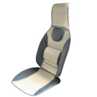 【亞克科技】YARK 亞克高級竹編護腰椅墊(汽車|頭枕|腰靠|座墊)