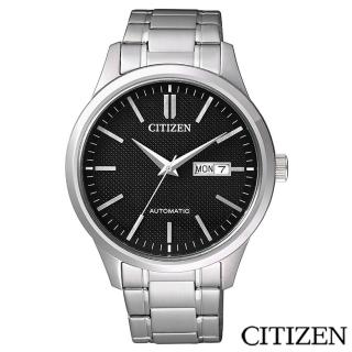 【CITIZEN 星辰】休閒時尚女仕機械腕錶(PD7140-58E)