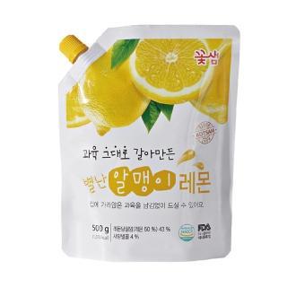 【韓味不二】花泉蜂蜜檸檬茶 果醬(500g)