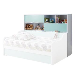 【AS】晴天床邊側櫃組-195x30x150.5cm