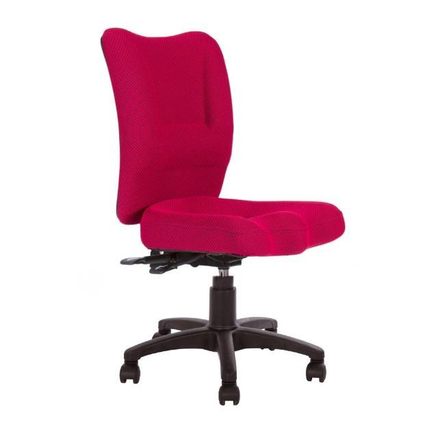 【吉加吉】短背泡棉 電腦椅 TW-007NH(無扶手)