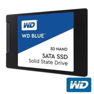 【Western Digital】藍標_250GB SATA TLC 固態硬碟(讀:550M/寫:525M)