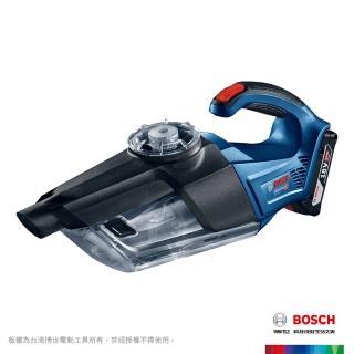 【BOSCH 博世】BOSCH 18V 鋰電雙渦流吸塵器4.0Ah套裝(GAS 18V-1 VP)