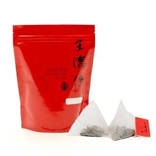 【王德傳】梔香烏龍三角立體茶包30入