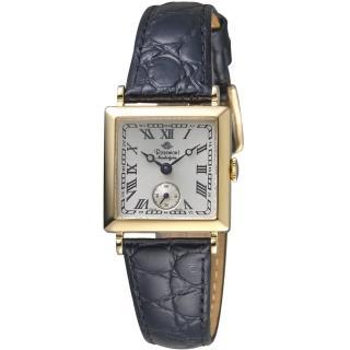 【Rosemont】戀舊系列時尚腕錶(TN011-YWR-BBK)