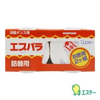 【ST雞仔牌】便利防蟲劑(圓狀補充片-2入)