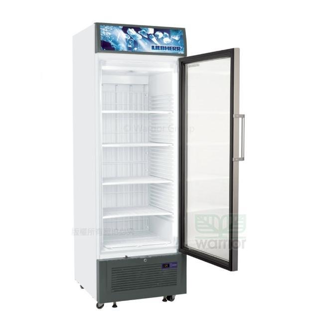 【LIEBHERR 利勃】德國LIEBHERR 直立單門冷凍櫃 FDV4613(直立單門冷凍櫃)