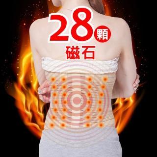 【JS嚴選】銷售冠軍養生磁石腰帶(磁石腰帶+藍膝藍腕)