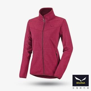 【義大利 SALEWA】Polarlite 女保暖外套(25974-6520 紫紅)