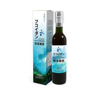 【草本之家】日本原裝褐藻醣膠液500mlX1入(褐藻糖膠液)