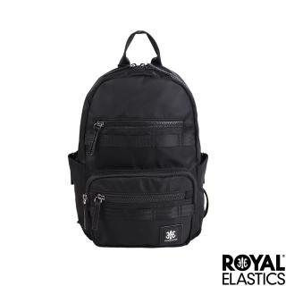 【ROYAL Elastics】Knight 闇黑騎士系列 小型後背包 - 黑色