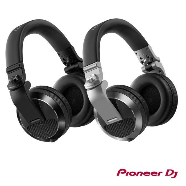 【Pioneer 先鋒】HDJ-X7 進階款耳罩式DJ監聽耳機(HDJ-X7)
