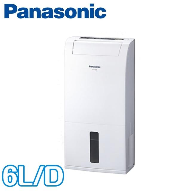 【Panasonic 國際牌】6公升清淨除濕機(F-Y12EB)