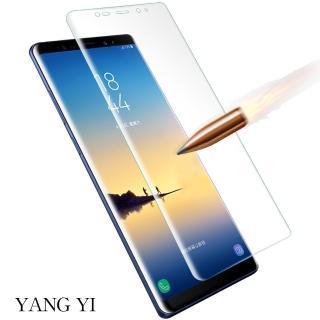 【YANG YI 揚邑】Samsung Galaxy Note 8 6.3吋 滿版軟膜3D曲面防爆抗刮保護貼