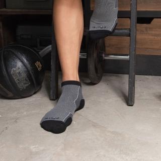 【aPure】除臭襪多功科技運動襪(黑)