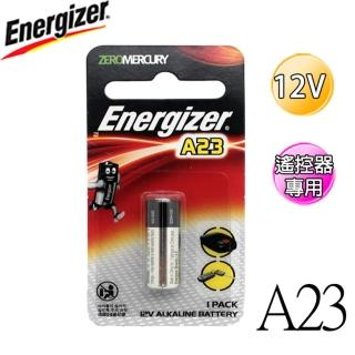 【Energizer 勁量】A23 遙控器電池4入(電力持久)