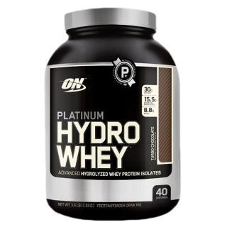 【美國ON-歐恩奧普特蒙】白金級低脂水解分離乳清蛋白(3.5磅巧克力)
