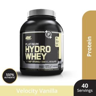 【美國 ON】白金級 HYDRO WHEY 水解分離 乳清蛋白(香草/3.5磅/罐)