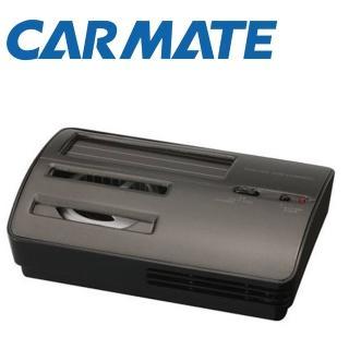 【CARMATE】日本原裝 汽車車用環保太陽能充電陶瓷備長炭空氣清淨器 脫臭除臭器 KS619(除臭 除異味)