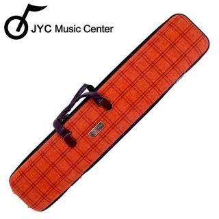 【JYC Music】JE-209上海風格紋限量款二胡盒(橘色年代)