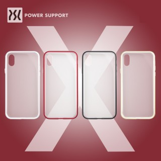 【POWER SUPPORT】iPhone X/Xs Shock-Proof Air jacket 防震保護殼(5.8吋)