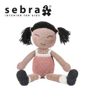 【sebra】女孩鉤針娃娃