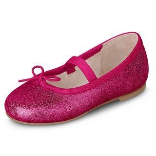 澳洲 Bloch - 蝴蝶結芭蕾舞鞋(小童)-BT1316_LBL