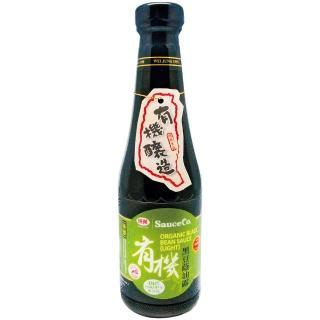 【味榮】極釀級有機黑豆蔭油露(320ml)