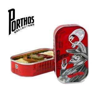 【PORTHOS】葡國老人牌-辣橄欖油沙丁魚(125g)